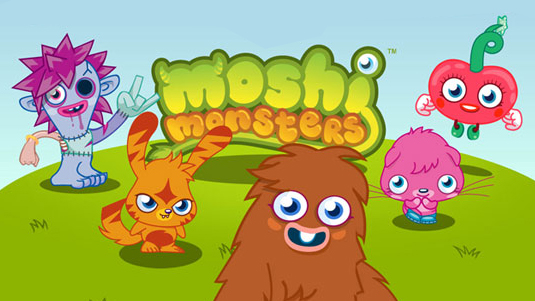Moshi Monsters Middle