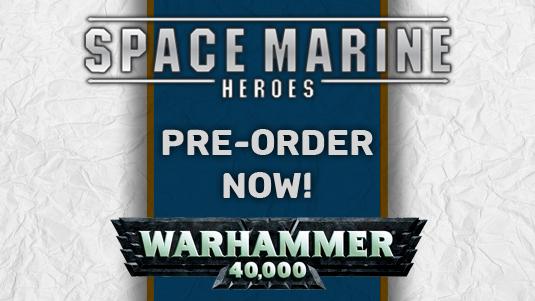 WARHAMMER 40K MAIN