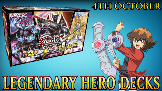 Legendary Hero Decks Middle