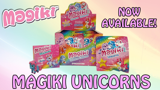 Magiki Unicorn Middle