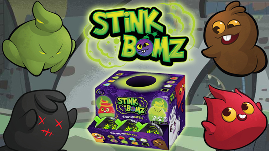Stink Bomz Middle