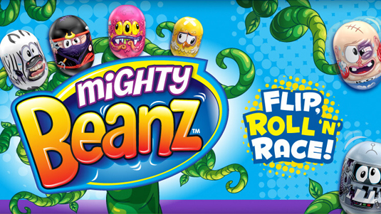 Mighty Beanz Middle